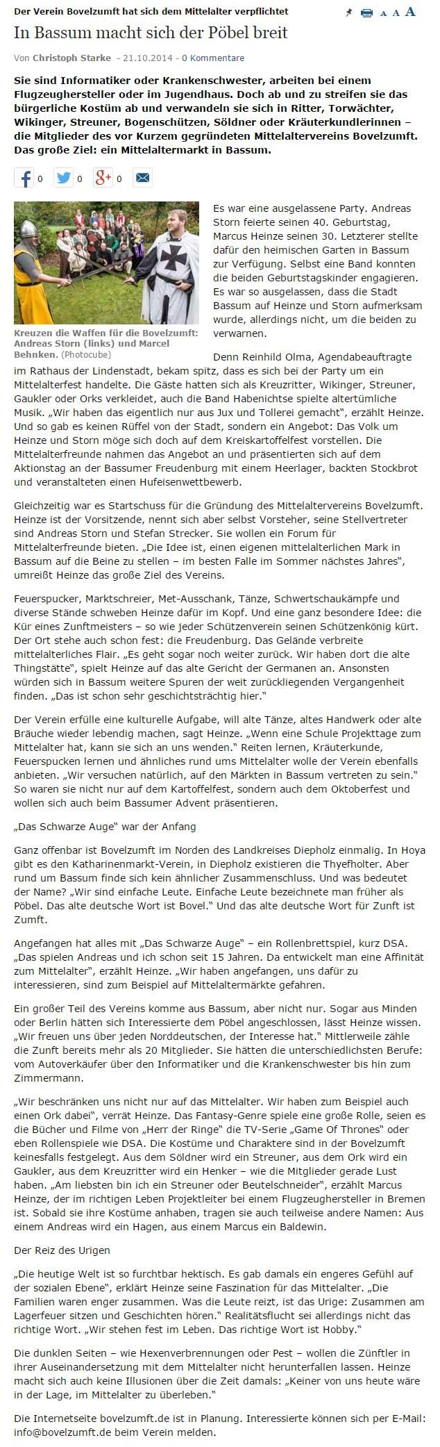 2014.10.21_Weser-Kurier